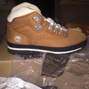 Timberland field boots